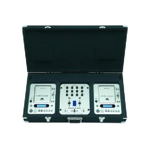 RACK PARA 2 CD-100+ 1 MX-100