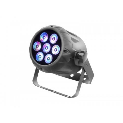 FOCO MINI COLOR 7 LED (FULL COLOR ) QUARKPRO 16º