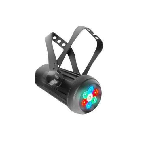 QL-103 FOCO MINI COLOR SPOT 35º RGB QUARKPRO