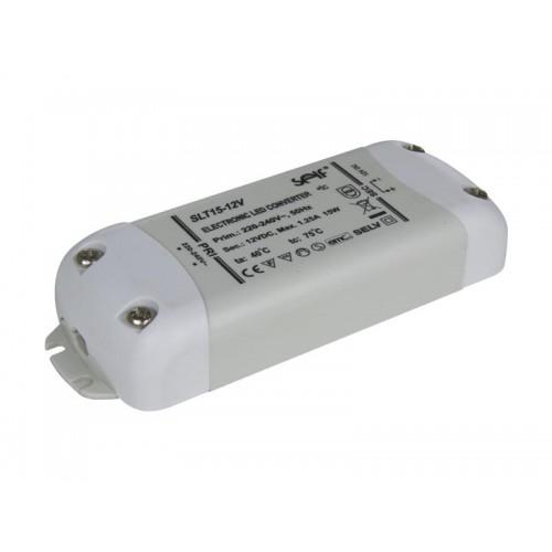ALIMENTADOR LED DC 12V 1.25A 15W