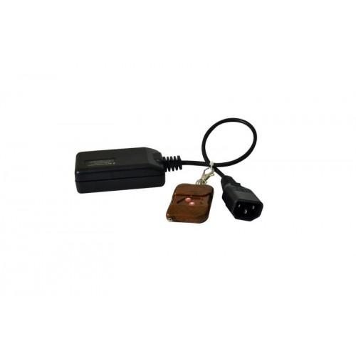QZR-1 CONTROL REMOTO INALAMBRICO LZ-400 , LZ-600 Y LZ-800(CONECTOR IEC CON CHAF