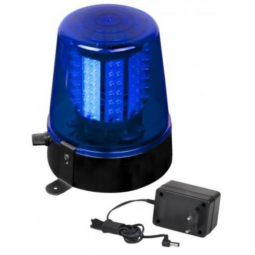 LED POLICE LIGHT AZUL 12V JBSYSTEMS
