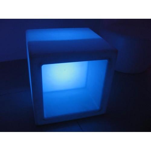 BOTELLERO / ASIENTO DE LED RGB + MANDO - LIGHTSIDE