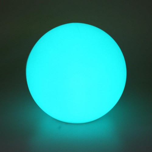 LED BALL RGB 30CM + MANDO + CARGADOR - LIGHTSIDE