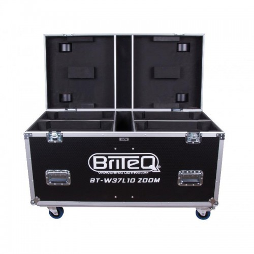 RACK TRANSPORTE 4x BT-W37L10 ZOOM BRITEQ