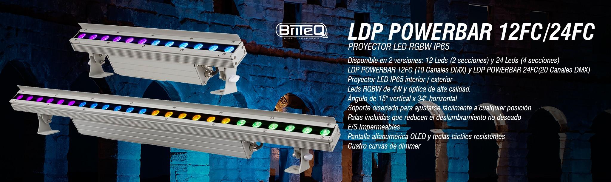 Proyectores LDP POWERBAR